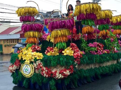 Tarlac 1st KanLAhi Festival Grand Parade of Float  (20)