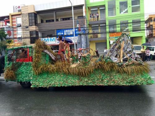 Tarlac 1st KanLAhi Festival Grand Parade of Float  (4)