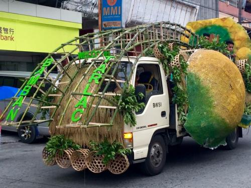 Tarlac 1st KanLAhi Festival Grand Parade of Float  (5)