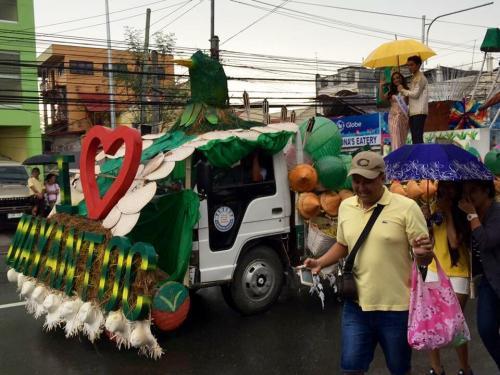 Tarlac 1st KanLAhi Festival Grand Parade of Float  (6)