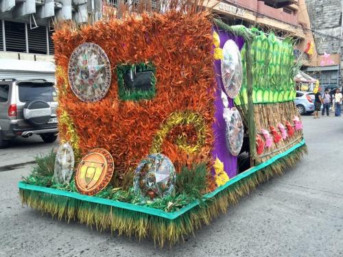 Tarlac 1st KanLAhi Festival Grand Parade of Float  (7)
