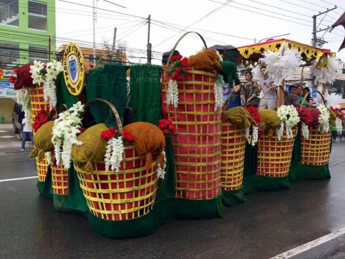 Tarlac 1st KanLAhi Festival Grand Parade of Float  (8)