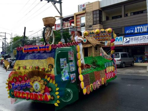 Tarlac 1st KanLAhi Festival Grand Parade of Float  (9)