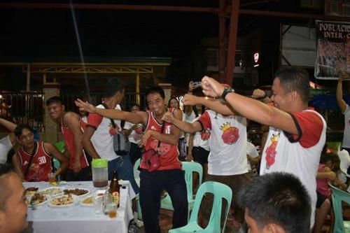 Victory Ball ng Poblacion East sa Municipal covered court (10)