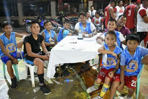 Victory Ball ng Poblacion East sa Municipal covered court (11)