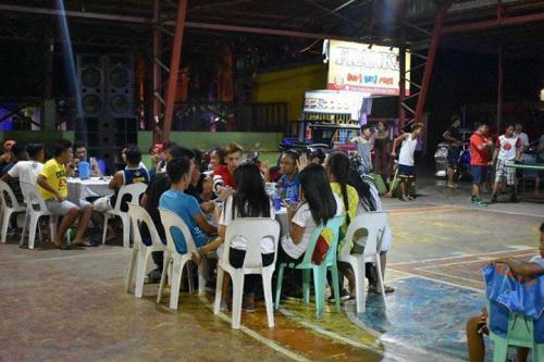 Victory Ball ng Poblacion East sa Municipal covered court (12)