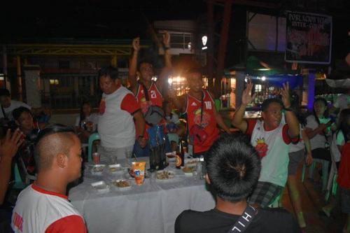 Victory Ball ng Poblacion East sa Municipal covered court (17)