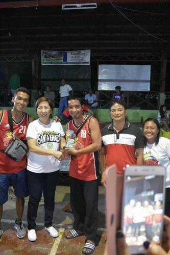 Victory Ball ng Poblacion East sa Municipal covered court (18)