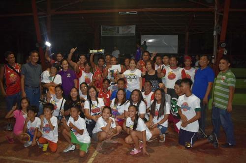 Victory Ball ng Poblacion East sa Municipal covered court (2)