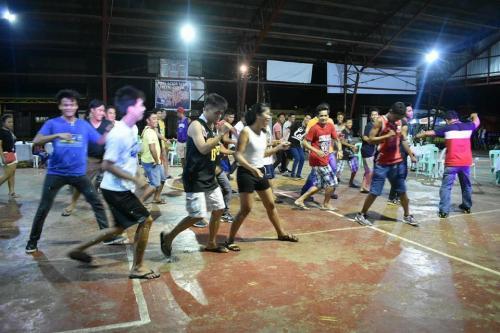 Victory Ball ng Poblacion East sa Municipal covered court (4)