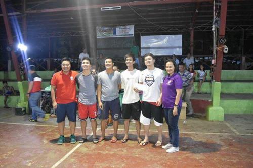 Victory Ball ng Poblacion East sa Municipal covered court (6)
