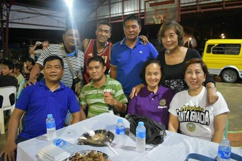 Victory Ball ng Poblacion East sa Municipal covered court (8)