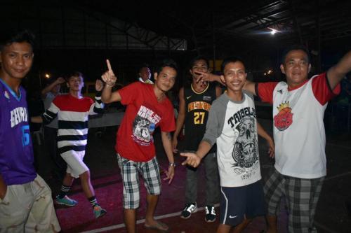 Victory Ball ng Poblacion East sa Municipal covered court (9)