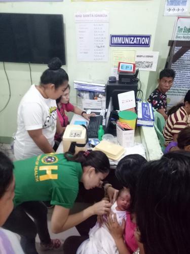 Wednesday is Immunization day (3)