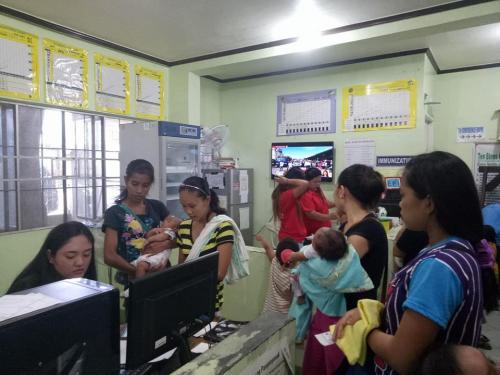 Wednesday is Immunization day (8)