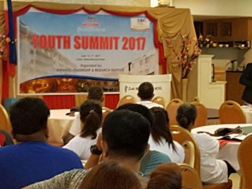 Youth Summit 2017 (June15-17,Subic International Hotel) (2)