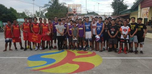 BARANGAY SAN VICENTE INTER-PUROK BASKETBALL LEAGUE!
