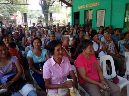 Barangay Assembly at Barangay Botbotones