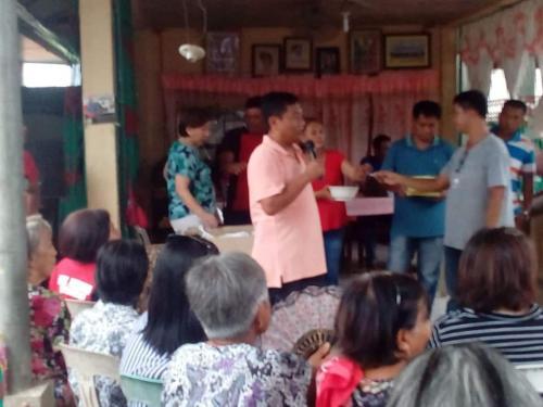Barangay Assembly at Barangay Cabugbugan