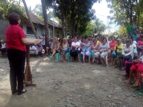 Barangay Assembly at Barangay Calipayan