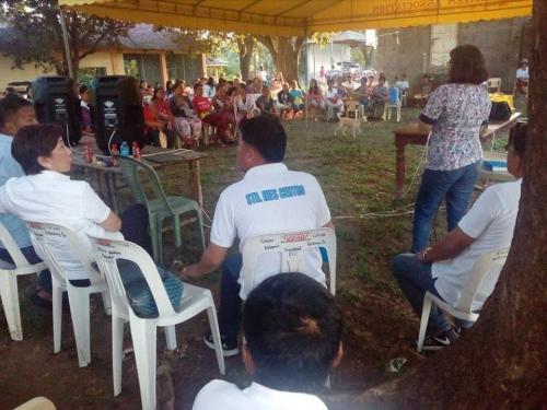 Barangay Assembly at Barangay Sta. Ines Centro