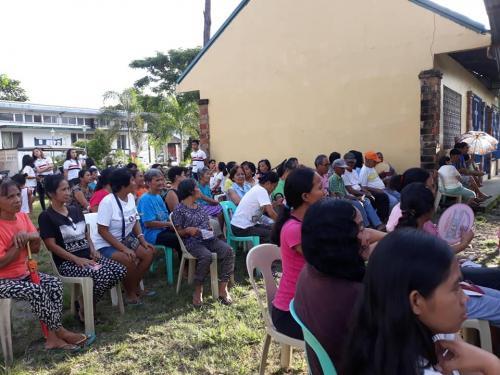 Barangay Assembly at Brgy. San Francisco
