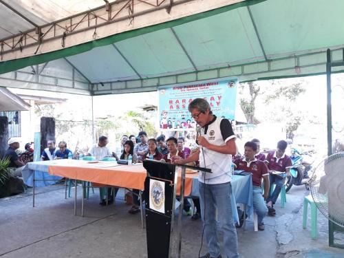 Barangay Poblacion West Assembly