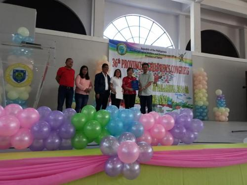 Congratulations LGU Santa Ignacia. Seal of Child-Friendly Local Governance Awardee.