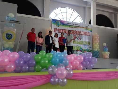 Congratulations LGU Santa Ignacia