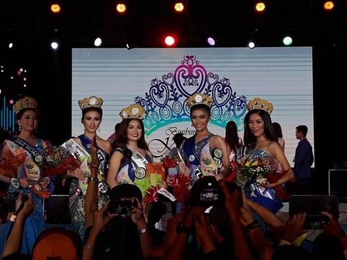 Congratulations Miss Reynami C. Doria - 2nd Runner-up of the Binibining Kanlahi 2018