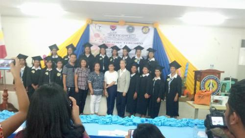 Congratulations to all the graduates of Dress Making