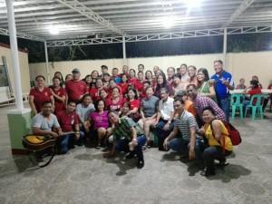Isang Mainit na Pagbati at Maligayang Karawan po Mayor Nora T. Modomo ang ipinaabot ng LGU Santa Ignacia Employee's
