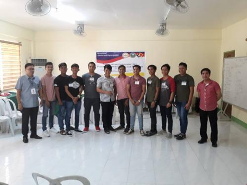 Isang Mainit na Pagbati at Pakikiisa sa mga SK Chairman ng bawat Barangay ng Santa Ignacia, Tarlac.