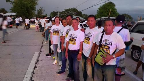 Joining the Worldwide Walk . To fight Poverty May 6, 2018