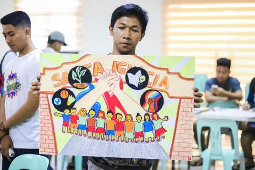 Mabuhay Poster Making Winners!