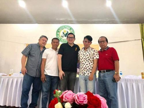 Maligayang pagdating po sa aming minamahal na lalawigan ng Tarlac Sen. Bam Aquino