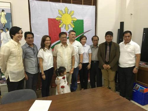New Members of the Nationalist People's Coalition (NPC) in the Province of Tarlac