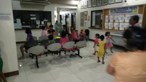 Operation #EVAC  @BANGKAG, Pob. West, S.I.T.  with the Mdrrmo Santa Ignacia and Santa Ignacia Mps - July 18, 2018