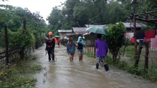 Operation #EVAC again Sitio BANGKAG Purok 3, Poblacion West - July 21, 2018 Saturday