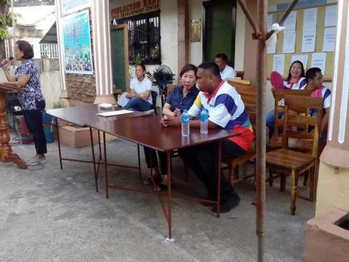 Poblacion East Barangay Assembly