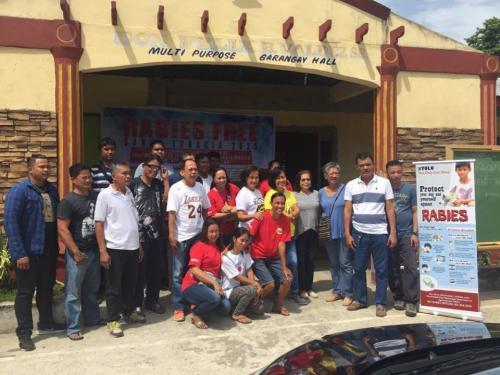 Rabies Free Santa Ignacia 2025