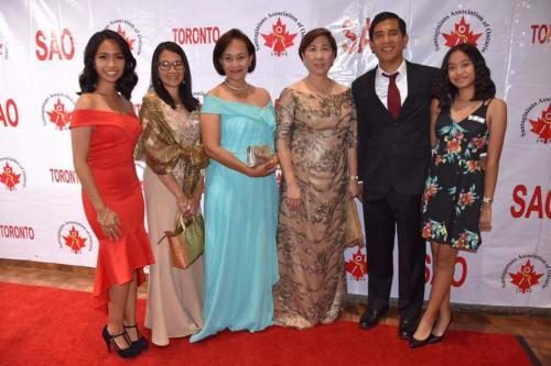Santaginians Association of Ontario (Sao Canada) 24th Year Anniversary Grand Ball @ Rembandt Banquet Hall,Toronto,Canada