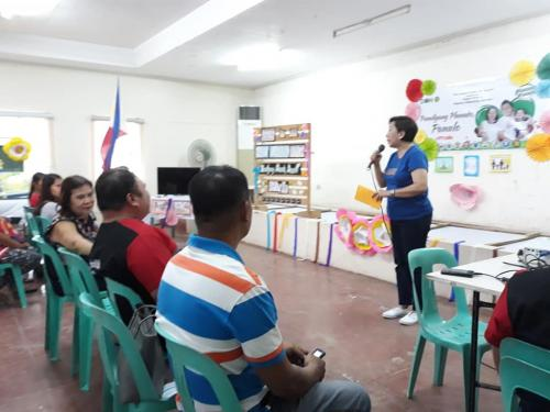 The Department of Health celebrates August 2018 as FAMILY PLANNING MONTH