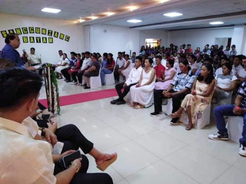 Kasalang Bayan 2019