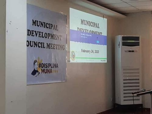 Municipal Development Council Meeting February 24, 2020